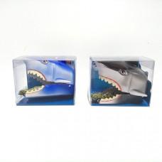 Пускатель Хот Вилс, акула, 12 шт в блоке, арт. 1989D