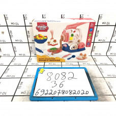 Набор для лепки Кухня, 36 шт. в кор. 8082