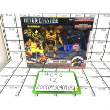 Робот Трансформер 2 шт. в наборе, 12 шт. в кор. 4096
