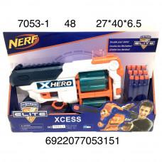 7053-1 Бластер с мягкими пулями, 48 шт. в кор.