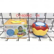 CY-6095C Барабан для малышей  24 шт в кор.