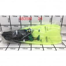 5835M Набор для подводного плавания Ласты, маска, трубка. 24 шт в кор.