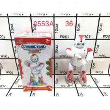 0553A Робот (свет, музыка), 36 шт. в кор.