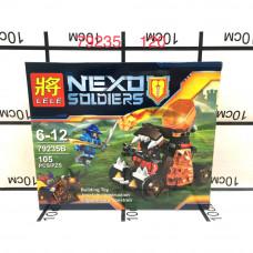 79235 Конструктор Нексо 105 дет., 120 шт. в кор.