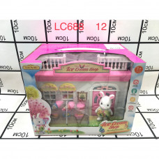 LC688 Магазин Мороженного 12 шт в кор.