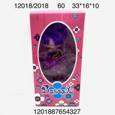 12018/2018 Кукла 33 см, 60 шт. в кор.