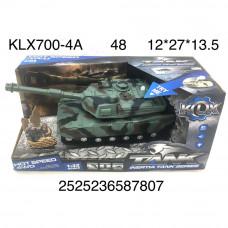 KLX700-4A Танк (свет, звук), 48 шт. в кор.