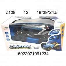 Z109 Машина на Р/У, 12 шт. в кор.