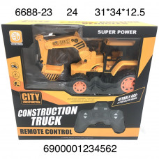 6688-23 Трактор Р/У, 24 шт. в кор.