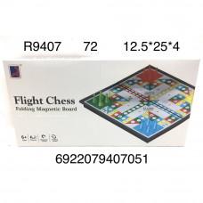 R9407 Настольная игра Шахматы, 72 шт. в кор.