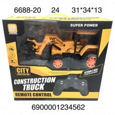 6688-20 Трактор Р/У, 24 шт. в кор.
