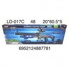 LD-017C Космическое оружие (свет, звук), 48 шт. в кор.