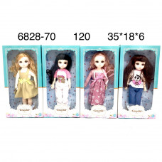 6828-70 Кукла GraceFul 120 шт в кор.