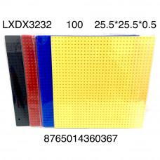 LXDX3232 Конструктор площадка, 100 шт. в кор.