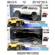 6612-5 Машина внедорожник на батарейках, 12 шт. в кор.