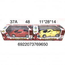 37A Машинка трансформер 48 шт в кор.