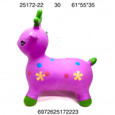 25172-22 Прыгун животное со звуком 30 шт в кор.