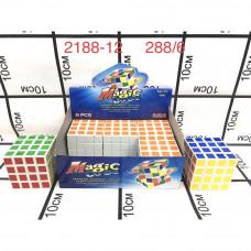 2188-12 Кубик-Рубик 6 шт. в блоке, 288 шт. в кор.