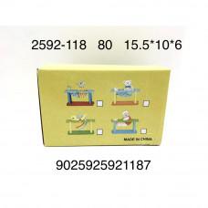 2592-118 Деревянная игрушка, 80 шт. в кор.
