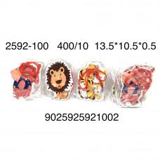 2592-100 Деревянная игрушка Шнуровка 10 шт. в блоке, 400 шт. в кор.