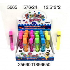 5665 Мыльные пузыри 24 шт. в блоке, 576 шт. в кор.