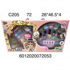 C205 Маникюрный набор, 72 шт. в кор.