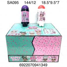 SA095 Кукла в шаре Капсула 12 шт. в блоке, 12 блоке в кор.