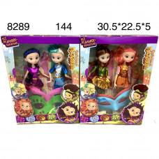 8289 Кукла Патруль 2 шт. в наборе, 144 шт. в кор.