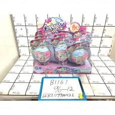 Сюрприз Candysloks 12 шт, в блоке, 96 шт. в кор. B1161