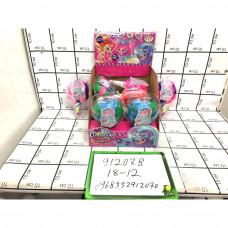 Сюрприз Candysloks 12 шт. в блоке, 216 шт. в кор. 91207B