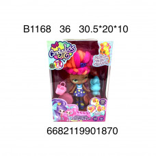 Кукла Candysloks с аксессуарами, 36 шт. в кор.  B1168