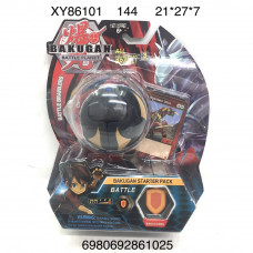 XY86101 Бакуган на блистере, 144 шт. в кор.