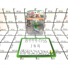 Bursteg на блистере, 144 шт. в кор. B999-TIS5