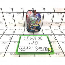 Бакуган на блистере, 120 шт. в кор. SB601-06