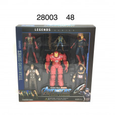 28003 Набор супергероев 48 шт в кор.