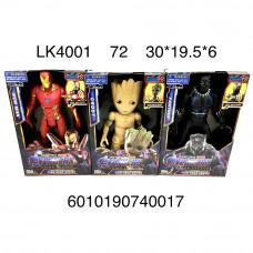 Супергерои фигурки (свет, звук), 84 шт. в кор. LK4001