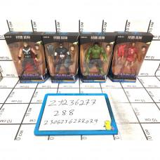 Фигурки Супергерои в ассортименте, 288 шт. в кор. ZY236277
