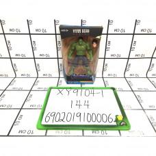 Фигурки Супергероя 144 шт в кор. XY9104-1
