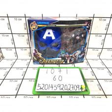 Супергерой+ Маска набор, 60 шт. в кор. 1071