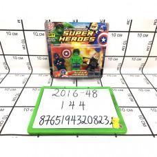 2016-48 Фигурки Супергерои на блистере, 144 шт. в кор.