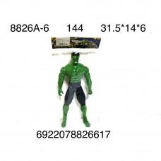Фигурка Халк, 144 шт. в кор. 8826A-6