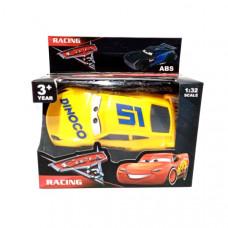 """Машинки """"Тачки"""" в ассортименте 192 шт в кор. 981026/JS998-102"""
