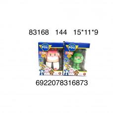 83168 Мультгерои Мультяшки,6 шт в блоке 24 бллоке в кор.