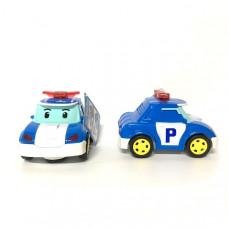 Машинки Мультяшки 6 шт. в блоке, 120 шт. в кор. 3516