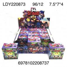 LDY220873 Игрушка Stars54 12 шт. в блоке, 96 шт. в кор.