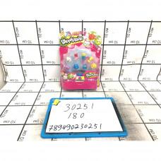 Набор игрушек Мультгерои, 180 шт. в кор. 30251
