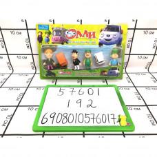 Олли набор игрушек 192 шт в кор. 57601
