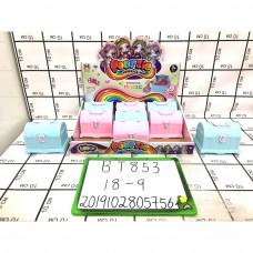 Единорог Пупси в Сундуке 9 шт. в блоке,162 шт. в кор. BT853