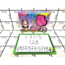 Единорог Пупси Косметика с куклой единорогом, 128 шт. в кор. 771-5