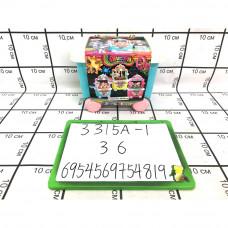 Единорог Пупси киоск со сладостями, 36 шт. в кор. 3315A-1